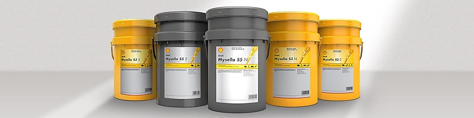 Shell Mysella - Stationary Gas Engine Oils